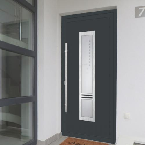 Betétes bejárati ajtó kép