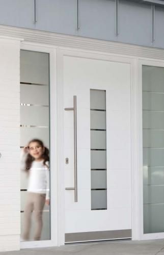 Synego műanyag bejárati ajtók kép